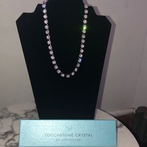 Crystal Glitz Necklace